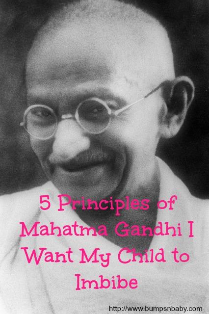 principles of mahatma gandhi