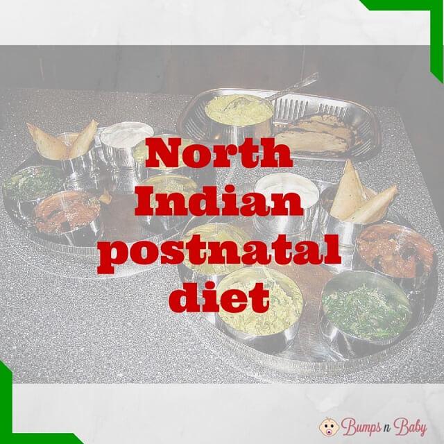 postnatal diet