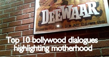 bollywood dialogues on motherhood