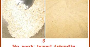 no cook recipes