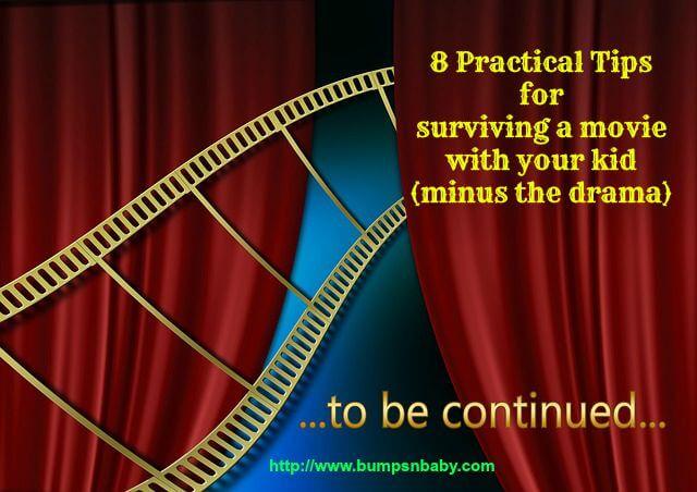 surviving a movie