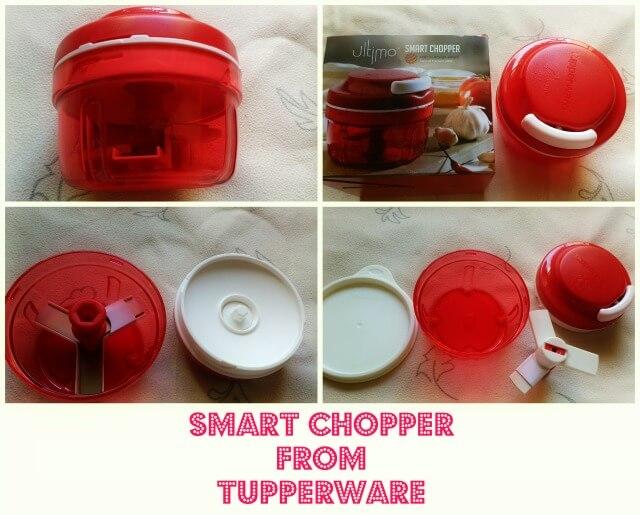 Smart chopper