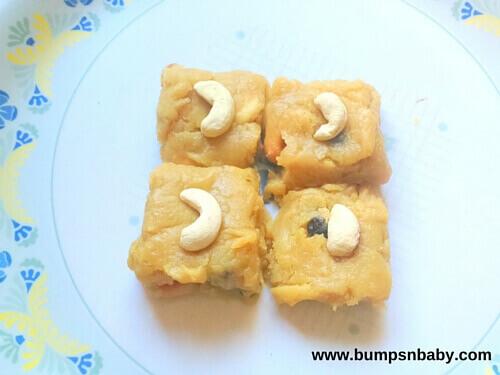 kerala banana recipes for babies