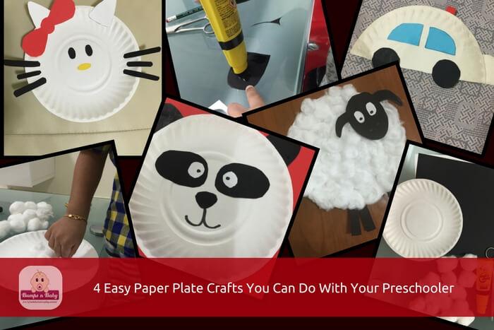 paper-plate-craft-activities-for-preschoolers & 4 Paper Plate Craft Ideas You Can Do With Your Preschooler