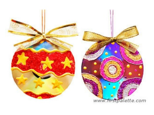 Christmas crafts for kids christmas ornament DIY