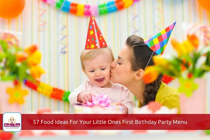 57 Healthy 1 Year Old Birthday Party Food Ideas To Impress The Little Tummies