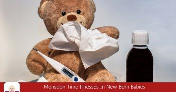 monsoon illness in new born babies