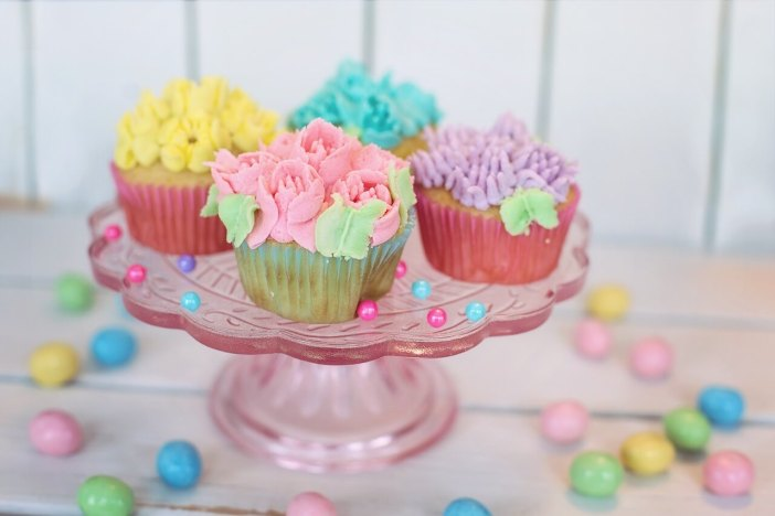 cupcakes birthday party themes for girls