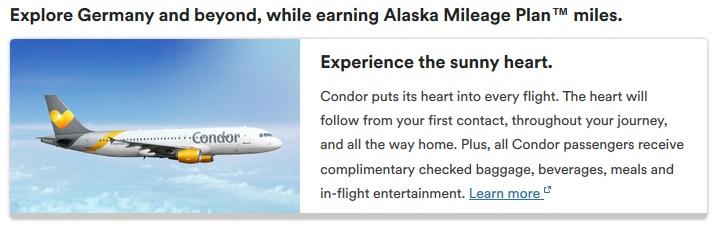 Alaska und Condor mögen sich