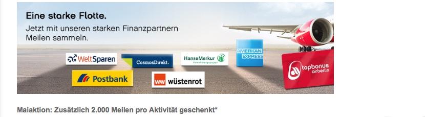 Wir kaufen 2.000 Meilen für den Preis eines Eis | Edition Air Berlin