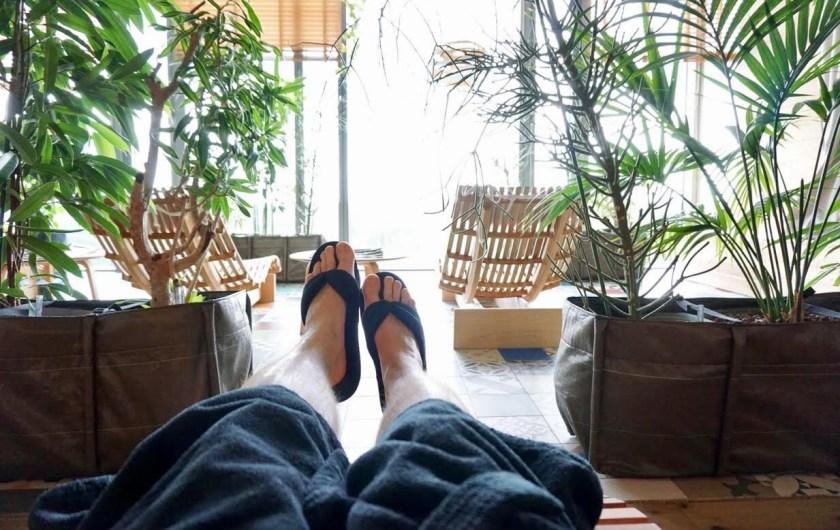 25hours hotel bikini berlin jungle sauna