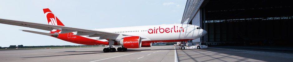 airberlin verabschiedet sich – zu großen Teilen?