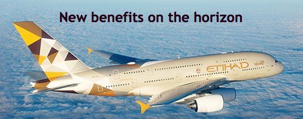 etihad guest New benefits on the horizon