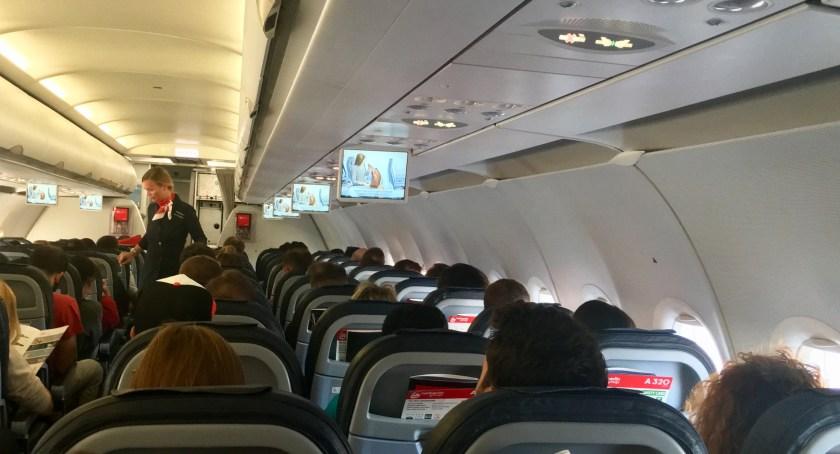 tlv txl airberlin air berlin airbus a320 320 economy xl-sitz xl seat ab8383
