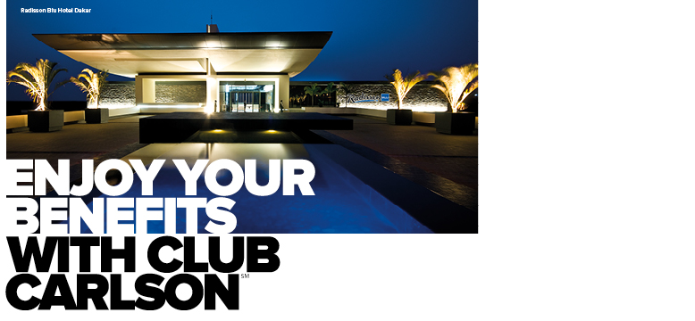 Läuft noch immer: Club Carlson Status Match