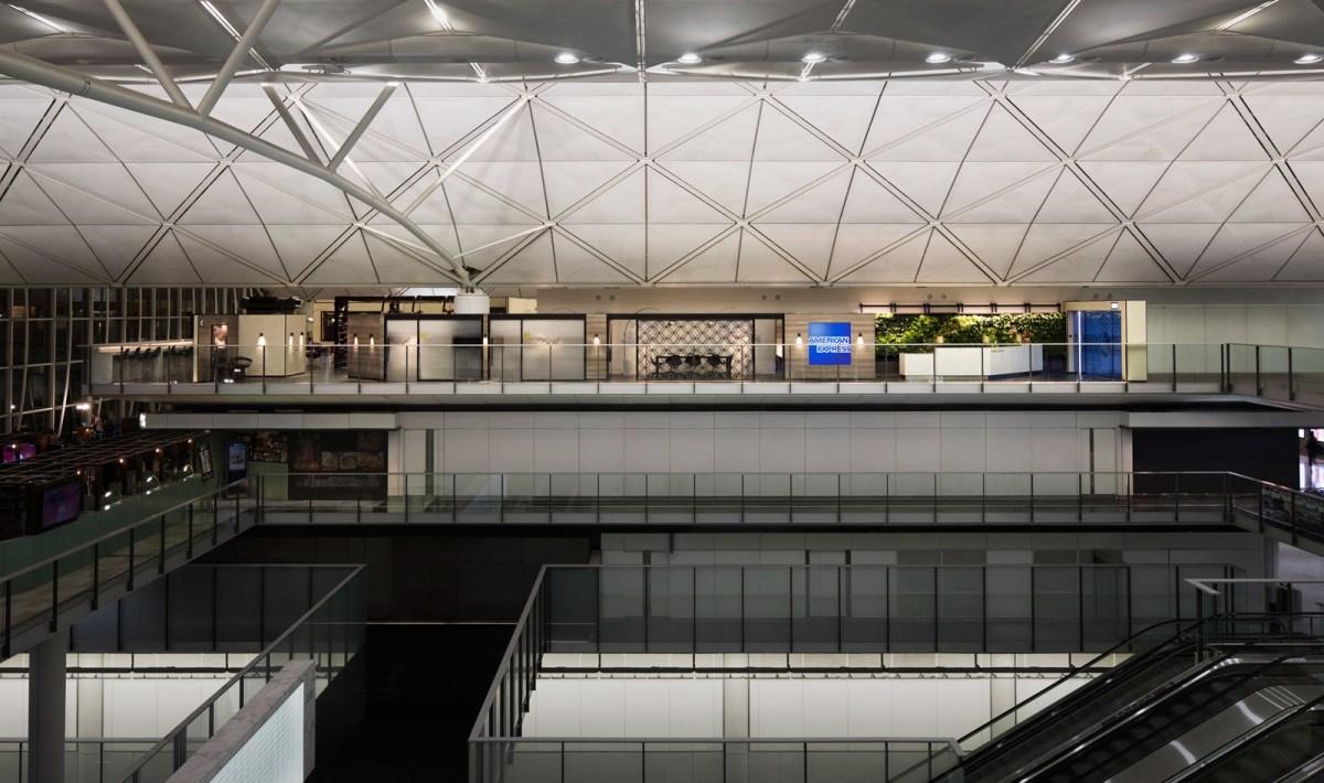 American Express Centurion Lounge Hong Kong, HKG