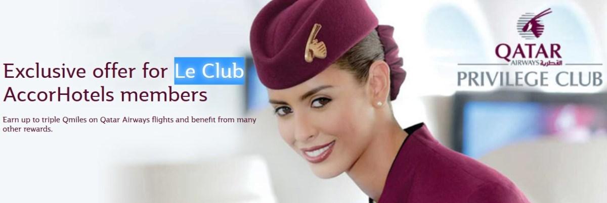 Qatar Airways Privilege Club: Mehrfach Meilen sammeln und bis zu 4000 Meilen geschenkt