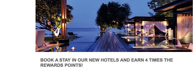 accor accorhotels vierfach promo neues hotel neue hotels leclub le club