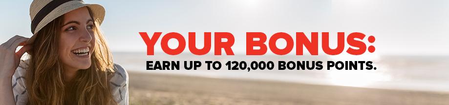 Club Carlson 4 x Promo – bis zu 135.000 Bonuspunkte