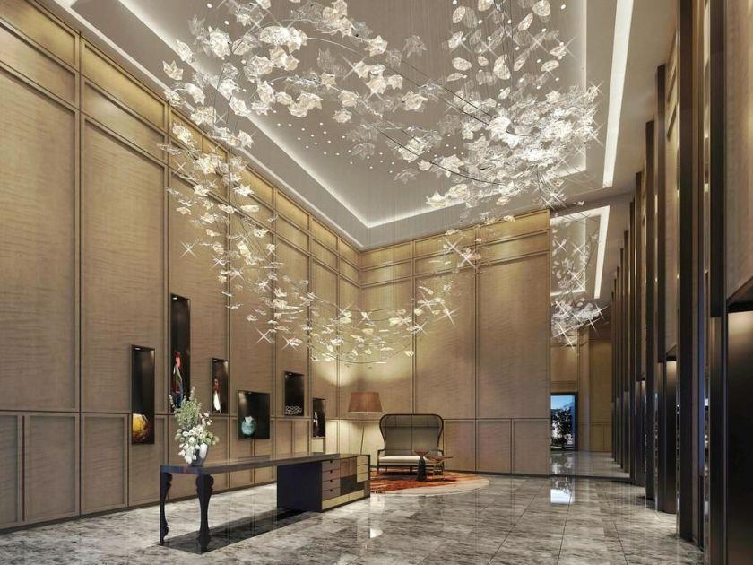 Sofitel Singapore City Centre lobby