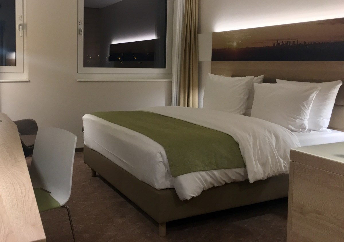 Holiday Inn Frankfurt Airport: Bewertung