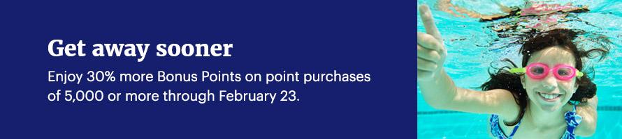 Erinnerung: World of Hyatt: Punkte mit 30% Bonus kaufen