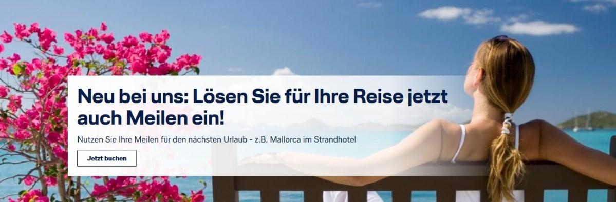Lufthansa Holidays: Miles & More