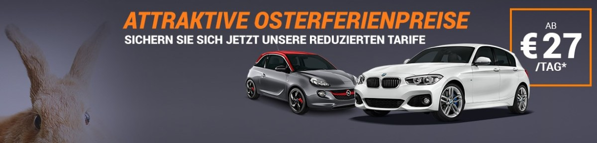Sixt Osterferienspecial 2018