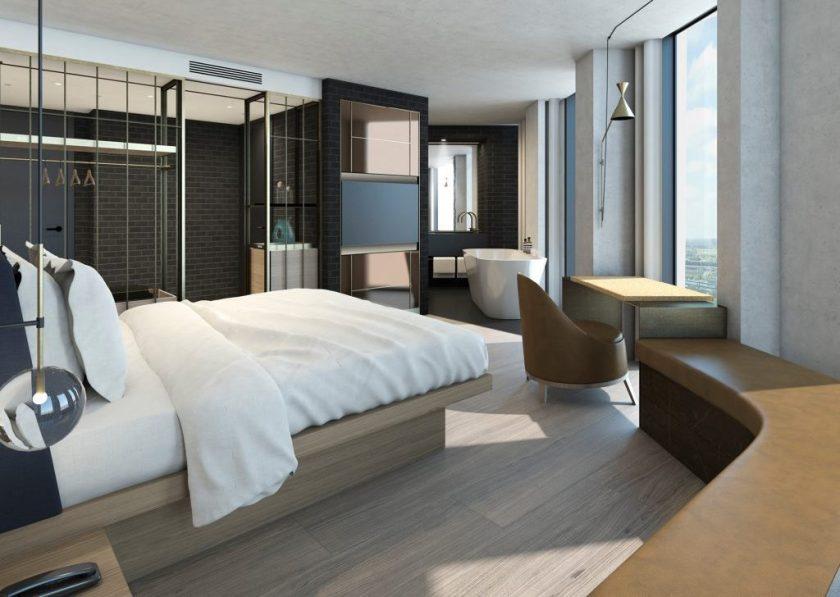 QO Amsterdam IHG Original room Each Element That Makes Us QO Is Here To Help You Feel Good & Live Better