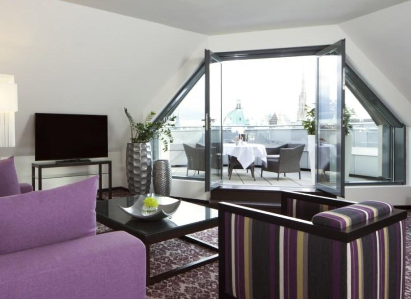 Steigenberger Wien Hotel Herrenhof: 100 € Gutschein + 30 % Rabatt