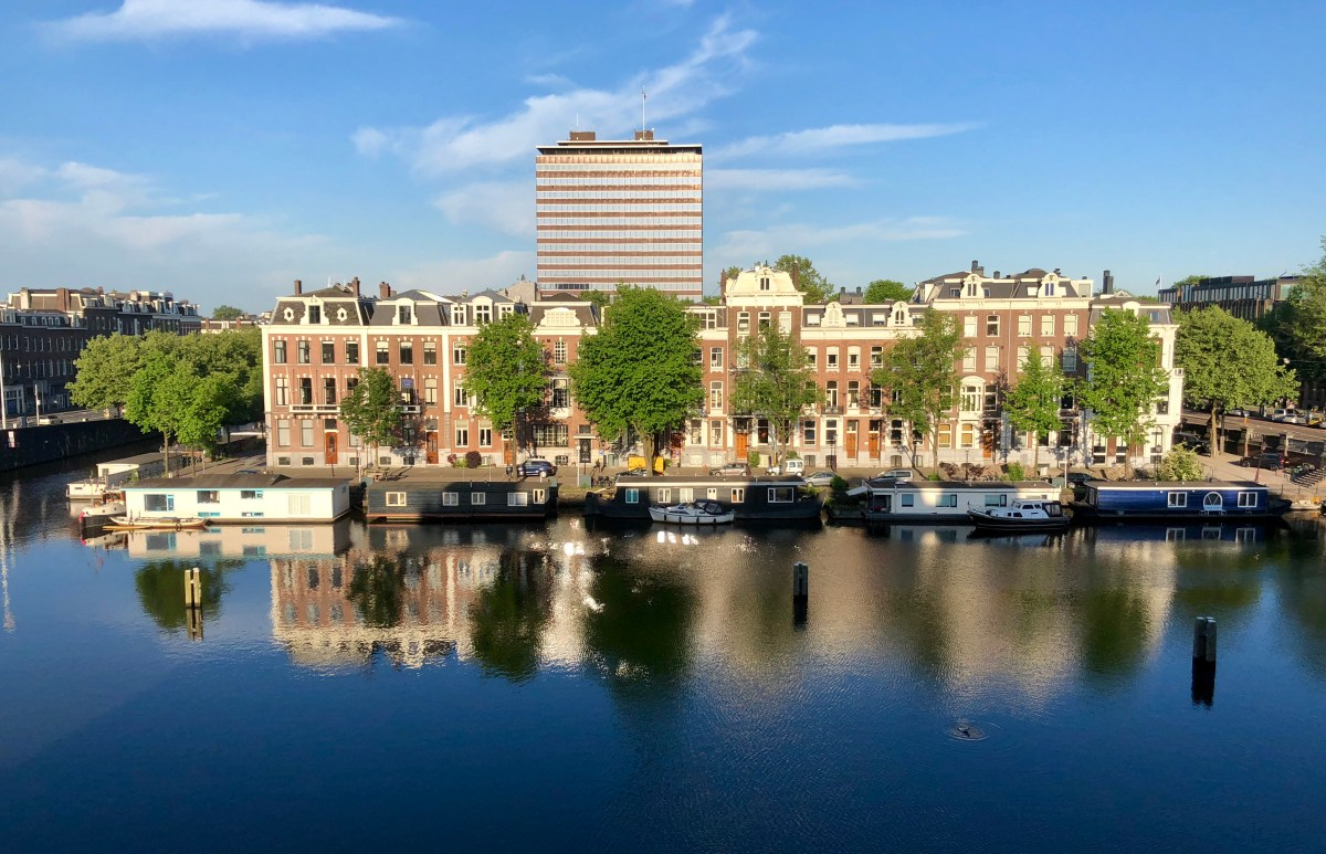 Bewertung: InterContinental Amstel Amsterdam, River View