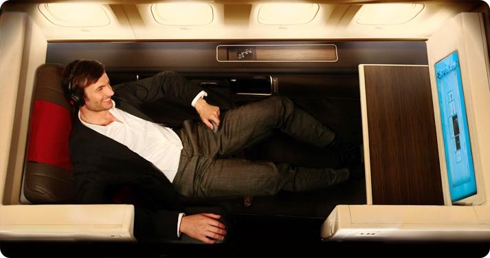 Air China: Kostenfreies Upgrade First Class