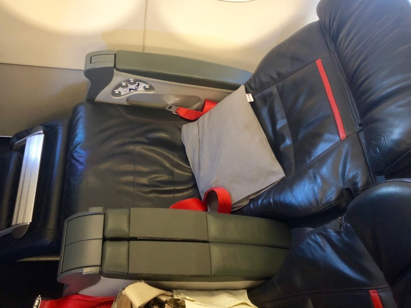 Review Bewertung Turkish Airlines Business Class A321 Istanbul münchen munich ist muc regional regionale business class star alliance tk1637