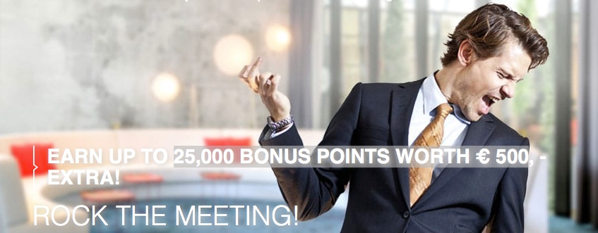 AccorHotels: ROCK THE MEETING! Geile Promo?