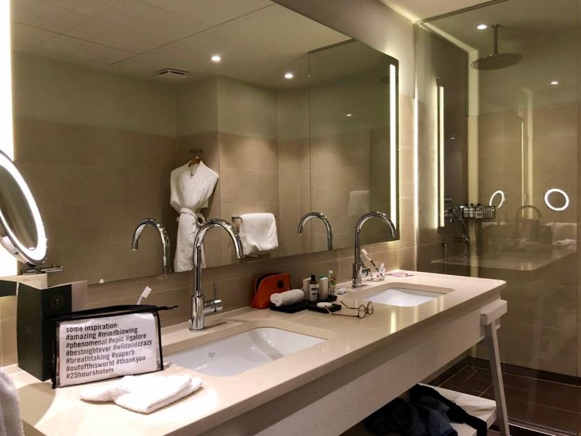 hyatt regency chantilly paris france frankreich world of hyatt bad suite