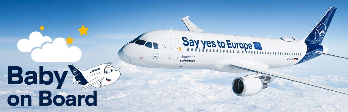Lufthansa Familienflug gewinnen!