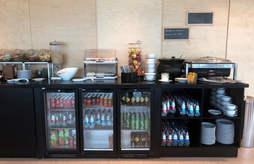 Riga Primeclass Business Lounge RIX priority pass airbaltic lufthansa buffet