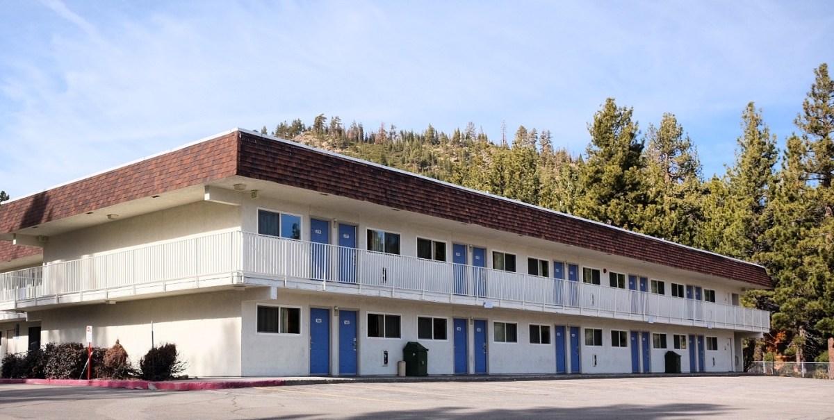 motel 6 mammoth lakes usa california kalifornien ca 93546