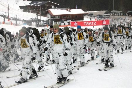Über 500 Soldaten beim Polarfuchs