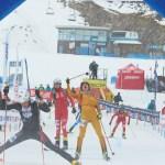 WM Skibergsteigen – Toni Palzer holt Silber und Bronze