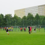 Erfurter Führungsunterstützer kicken wieder für einen guten Zweck