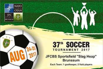 37. internationales Kleinfeldfussballturnier Brunssum
