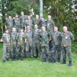 Deutsche Teams zeigen beim CISOR-Wettkampf in Finnland Stärke