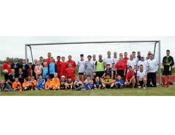 Familien-Fußball-Tag begeisterte am Johannistag