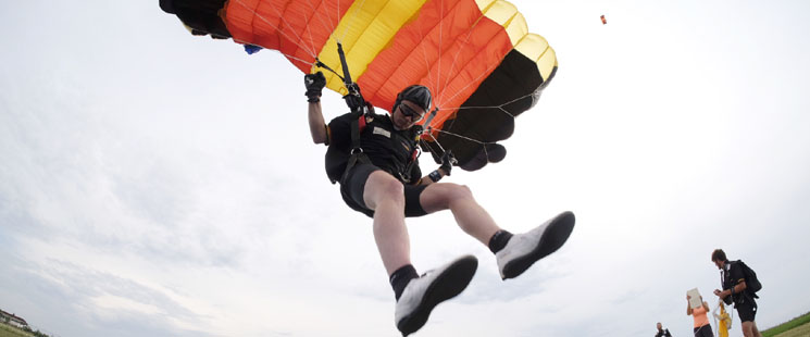 Weltmeister daheim – 41. World Military Parachuting Championship in Warendorf/Bad Sassendorf