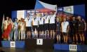 Bronze für das Herrenteam in der Mannschaftskombinationswertung.