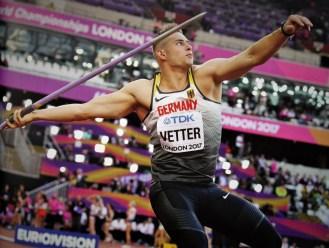 Stehende Ovationen für Sachsens Speerwurfgiganten. WM-Sieger, Sportsoldat Johannis Vetter, mit ISTAF-Sieg über 89,85 m absolut Weltklasse.
