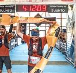 GORE-TEX® Transalpine-Run 2017 – Benjamin Bublak und Stabsarzt Christoph Lauterbach holen sich den Gesamtsieg