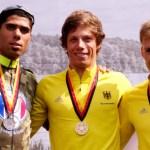 Drei Titel für Deutschland  bei Militär-WM in Warendorf
