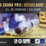 Judo-Grand-Prix 2018 im ISS Dome in Düsseldorf